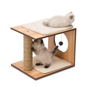 Arbre-à-chat-Vesper-V-Stool-Naturel-Naturel
