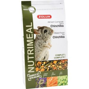 Alimentation-Chinchilla-Nutrimeal-Standard-800Gr