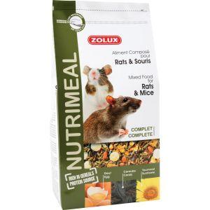 Alimentation-Rat-et-Souris-Nutrimeal-Standard-800Gr