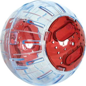 Boule-exercice-12.5cm---Cerise