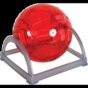 Boule-exercice-2-en-1-12cm---Cerise