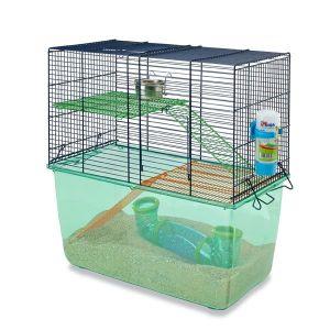 cage-gerbilles-Habitat