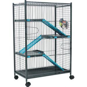 Cage-Indoor-Maxi-Loft-1-Bleu