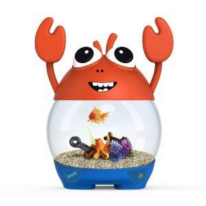 Aquarium-MyCrab-Kid-7.5L-+-Filtre---Ciano