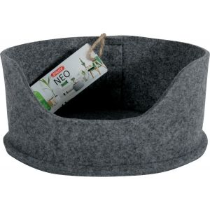 Corbeille-Neo-Comfort-Gris-Clair-Small