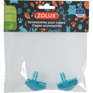 Crochet-étagère-cage-Indoor-x2-Bleu