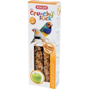 Crunchy-Stick-Exotique-Millet/Pomme-Zolux