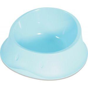 Ecuelle-plastique-antidérapante-Smart-Bowl-350Ml-Azur