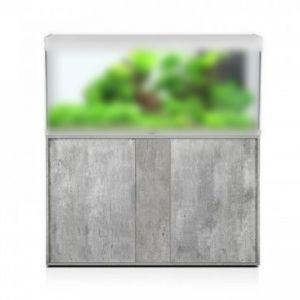 Meuble-aquarium-Elegance-Expert-120x40cm-béton---Aquatlantis