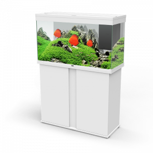 Aquarium-Emotions-Nature-Pro-100-Blanc---Ciano