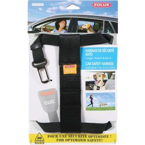 Harnais-de-sécurité-Zolux-pour-Chien-Taille-Large-pour-transport-voiture