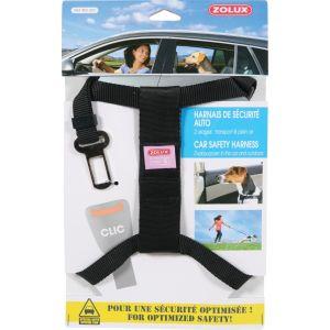 Harnais-de-sécurité-Zolux-pour-Chien-Taille-SMALL-pour-transport-voiture