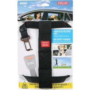Harnais-de-sécurité-Zolux-pour-Chien-Taille-XLARGE-pour-transport-voiture