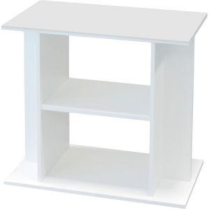 Meuble-aquarium-Aquadream-80x30cm-blanc---Aquatlantis