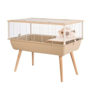 Cage-Neo-Nigha-Petits-Rongeurs-Beige