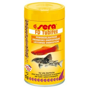 sera-FD-Tubifex-100-ml