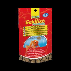 Tetra-Goldfish-Funballs