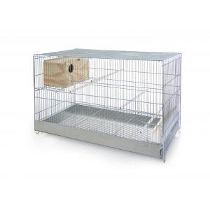 Cage Cova Métal 70cm Inséparable