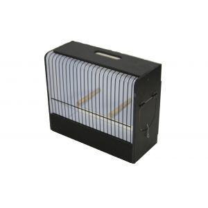 Cage d'exposition pour canaris ou oiseaux exotiques - Fauna