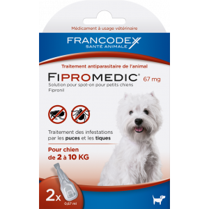 Fiproline-67Mg-Spot-On-Chien---2-Pipettes