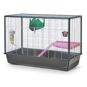 Cage lapin et cochon d'inde caesar 3 double