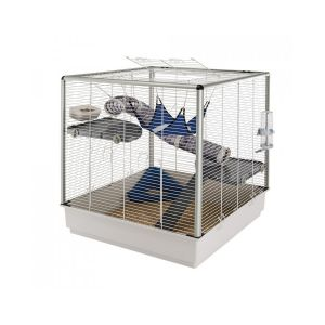 Cage-Furet-XL-Gris