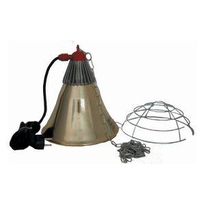 Support-de-lampe-simple-IPX4---éleveuse-électrique