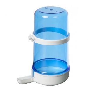 Abreuvoir-Fontaine-pour-oiseaux-Pisa-Grande-Capacité-Bleu-400-ml---2GR