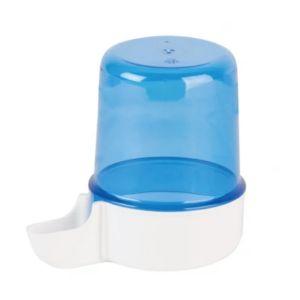 Abreuvoir-fontaine-oiseaux-à-bec-260ML-Amalfi-bleu---2GR