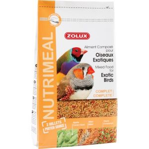 Aliment-NutriMeal-Exotic-800Gr----zolux