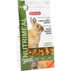Alimentation Lapin Adulte Nutrimeal Standard 2.5Kg