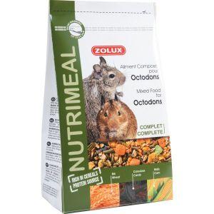 Alimentation Octodon Nutrimeal Standard 800Gr