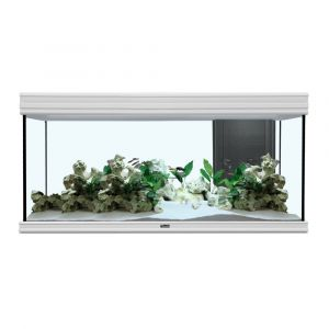 Aquarium Fusion LED 2.0 120x40 blanc