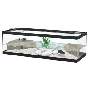 Aquaterrarium Aqua Tortum 100cm Noir - Aquatlantis