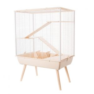 Cage-Neo-Cosy-Grands-Rongeurs-Beige