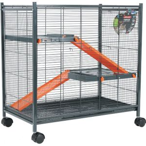 Cage-Indoor-Mini-Loft---Orange