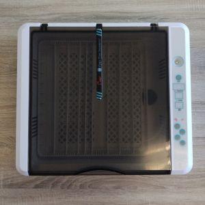 Couveuse automatique digitale poule 36 œufs - HHD vue dessus