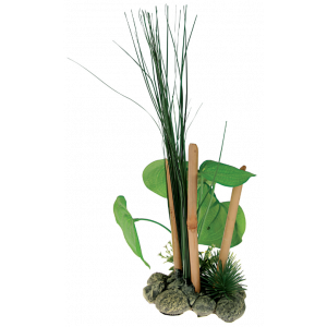 décor Plante compo Galets T2 - Zolux