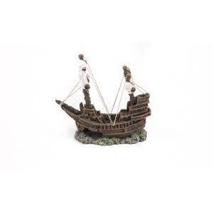 decoration-aquarium-bateau-caravelle-navire-coule-aquatlantis