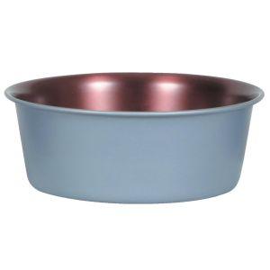 Ecuelle inox antidérapante Copper 2,7 L - Zolux