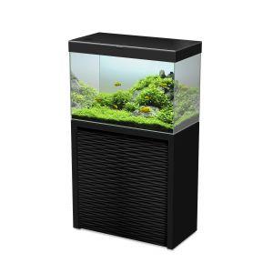Aquarium-Emotions-Nature-One-80-Noir-avec-Meuble