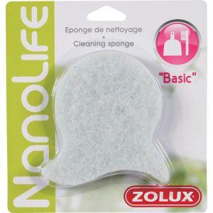 Eponge de Nettoyage pour aquarium Basic - Zolux