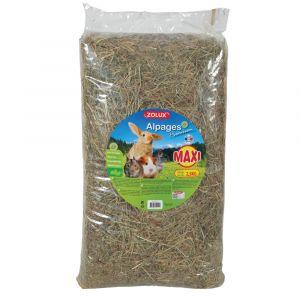 Foin-Alpages-Premium-pour-lapin-et-rongeur-2,5-kg-Zolux