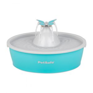 Fontaine-à-eau-pour-chiens-et-chats-Drinkwell-Papillon-1,5L---PetSafe