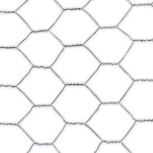 Grillage-poule-en-acier-galvanisé-triple-torsion-10m-x-50cm-Galvanex-détail-maille