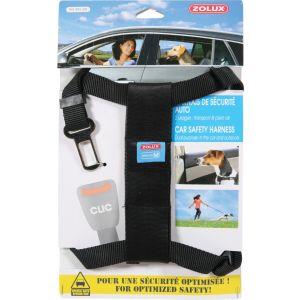 Harnais-de-sécurité-Zolux-pour-Chien-Taille-Medium-pour-transport-voiture