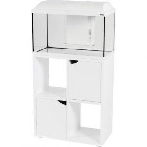 kit-aquarium-iseo-60-blanc-57l-avec-meuble