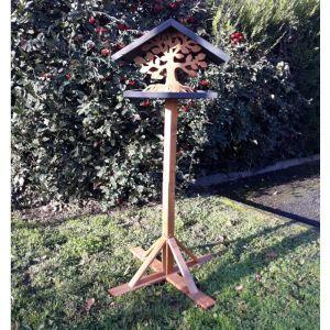 Maison à oiseaux Arbre sur pied à construire bois Epicéa FSC