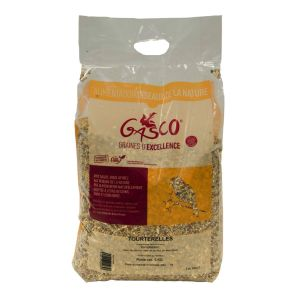 Mélange de graines pour tourterelles 5 kg