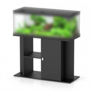 Meuble pour aquarium Style LED 100 noir - Aquatlantis